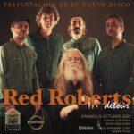 El artista americano Red Roberts se rodea de músicos toledanos en su nuevo disco 'Detour'