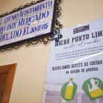 ¿Reciclar aceite en el Casco Histórico de Toledo? Ya es posible gracias a Unide Market