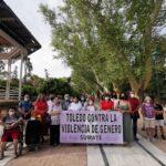 Primera concentración presencial del Consejo Local de la Mujer de Toledo tras casi dos años suspendidas por la pandemia