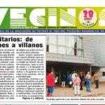 El periódico 'Vecinos' de Toledo vuelve a repartirse en papel más de un año y medio después