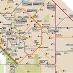 'Metrominuto', los mapas que quieren promover la movilidad sostenible a pie en Toledo y Talavera