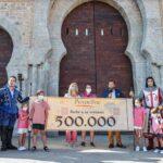 Puy du Fou España llega al medio millón de visitas y confirma que amplía temporada