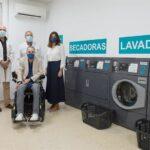 """Los pacientes de Parapléjicos ya cuentan con una lavandería-autoservicio, una instalación """"muy demandada"""""""