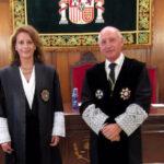 María Jiménez toma posesión como presidenta de la Sección Segunda de la Audiencia Provincial de Toledo