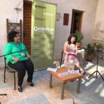 VÍDEO   Maisoun Shukair, poeta siria refugiada en España, pide en Toledo mejores políticas de integración