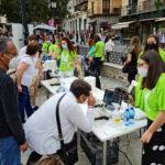 La ciencia sale a la calle en Toledo con la Noche Europea de los Investigadores y de las Investigadoras