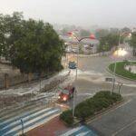 Toledo continúa en alerta amarilla por lluvias y tormentas este jueves