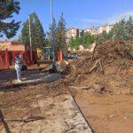 El Ayuntamiento de Toledo cifra en 4 millones de euros los daños provocados por las lluvias de la DANA