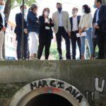 Teresa Ribera cree que todavía es «prematuro» cuantificar los daños de la DANA en Toledo