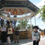 Más de 40.000 euros para rehabilitar el templete del Parque de La Vega en Toledo