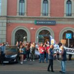 Concentraciones en Toledo y Talavera para reivindicar la recuperación de los trenes previos a la pandemia