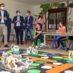 El Vivero de Toledo ya cuenta con un aula de educación ambiental