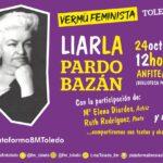 "La Plataforma 8M Toledo organiza un ""vermú feminista"" para homenajear a Emilia Pardo Bazán"