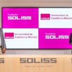 Beatriz Larraz, nueva directora de la Cátedra del Tajo creada por la Fundación Soliss y la UCLM