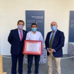 El romanero Diego Ortiz recibe el título de Maestro Artesano en FARCAMA
