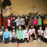 Practicar inglés desde el teatro y sobre el escenario, la apuesta del colegio Cristóbal Colón de Quintanar de la Orden