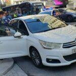 Detenido en la Gran Vía de Madrid tras robar con violencia un vehículo en Talavera