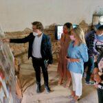 Reabre a la ciudadanía el Salón Rico de Toledo para mostrar su proceso de restauración