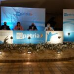 TÚpatria presenta su equipo provincial en Toledo: «Hay algún partido que está poniendo empeño en que no salgamos en los medios»