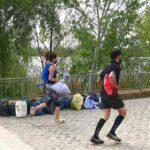 El deporte y la conciencia ambiental se unen en Talavera para limpiar los espacios verdes de la Ciudad de la Cerámica