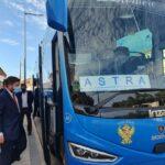 Nueva línea de autobuses entre la localidad de Burguillos y Toledo