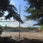 Destinan 220.000 euros a recuperar el campo de fútbol de Santa Bárbara dañado por la DANA