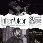 Quintanar de la Orden acogerá el I Encuentro Internacional de la Canción de Autor 'InterAutor'